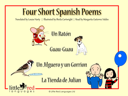 Four Short Spanish Poems