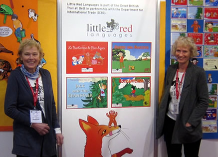 Little Red Languages at the Bett Show