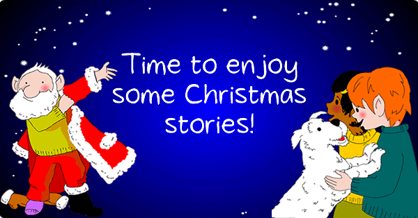 Time to enjoy Christmas stories