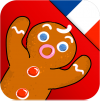 French Gingerbread Man app
