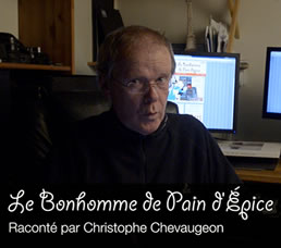 Video version of Bonhomme de Pain d'Epice